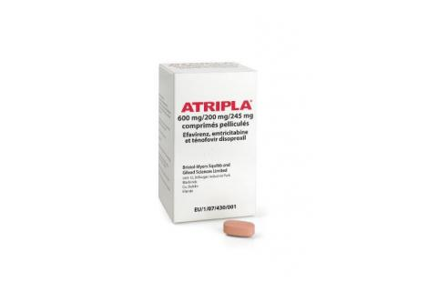 Atripla® facilite la vie des patients VIH +  - 1